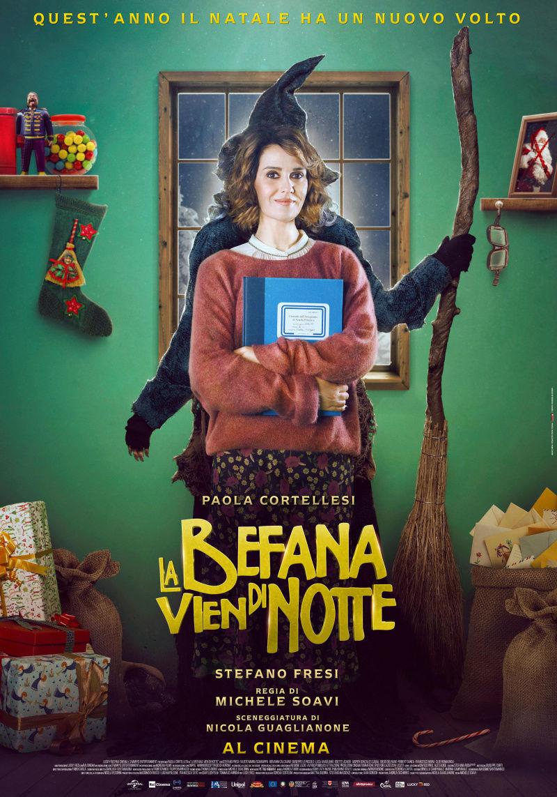 Бефана приходит ночью. Обложка с сайта keep4u.ru