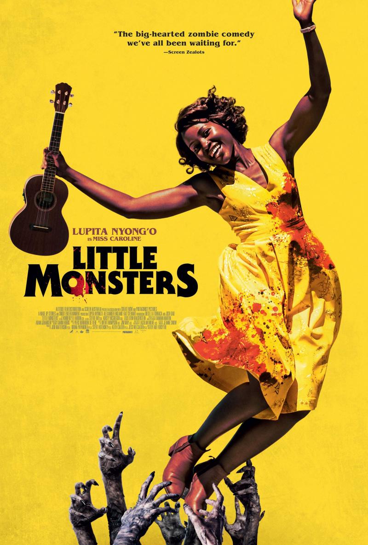 Постер фильма «Маленькие чудовища». Источник kinopoisk.ru