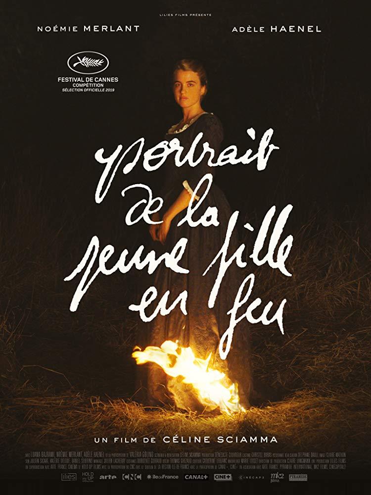 Портрет девушки в огне. Обложка с сайта imageshost.ru