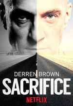 Деррен Браун: Жертва. Обложка с сайта bolero.ru