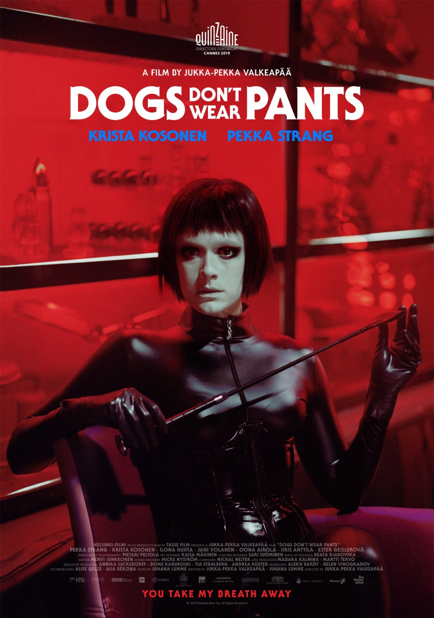 Собаки не носят штанов. Обложка с сайта keep4u.ru