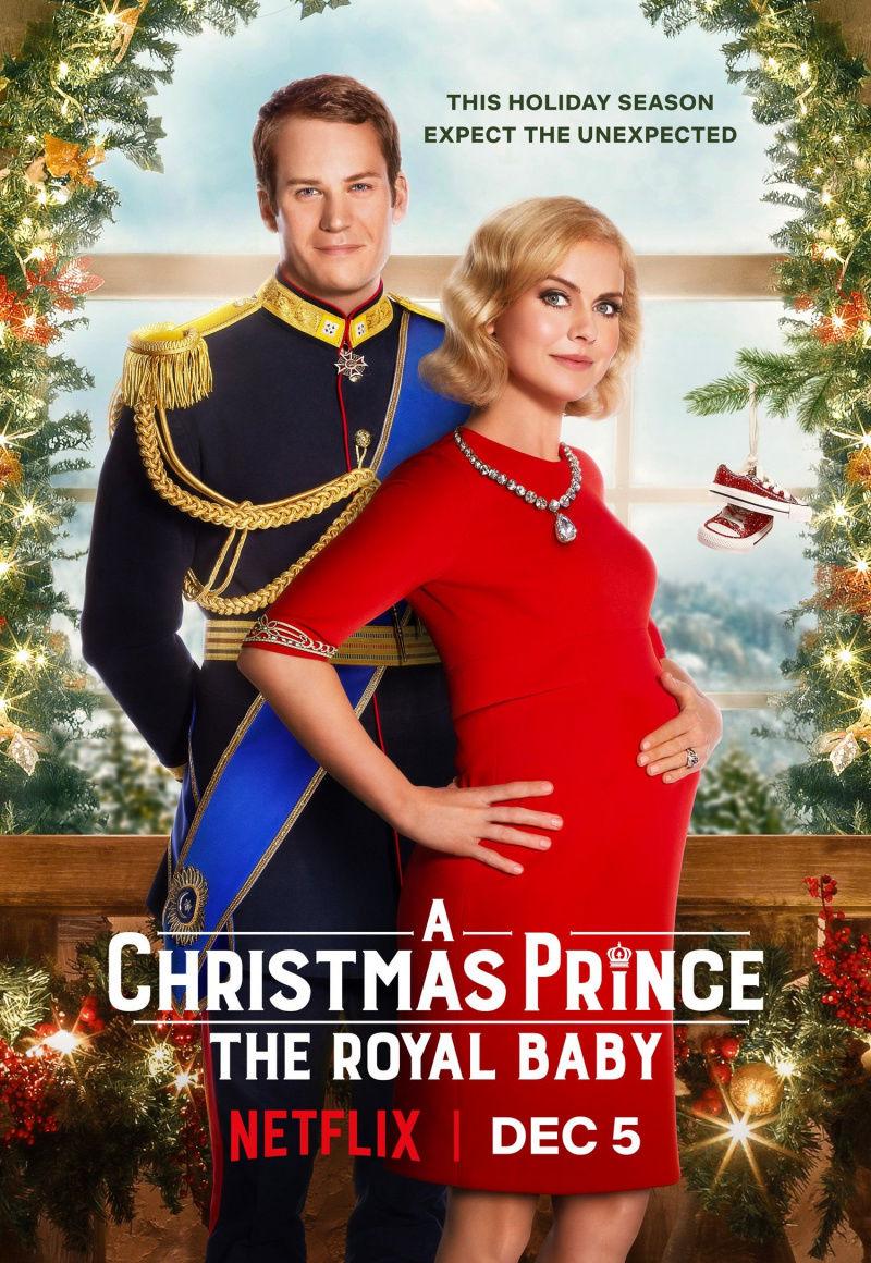 Рождественский принц: Королевский ребёнок. Обложка с сайта imageshost.ru