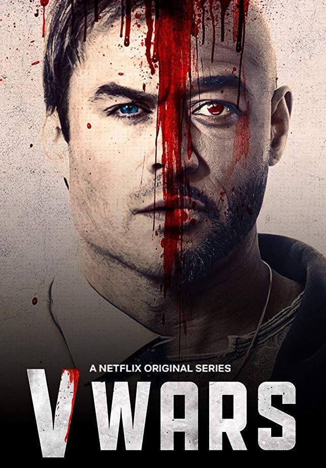 Вампирские войны. Обложка с сайта kino-govno.com