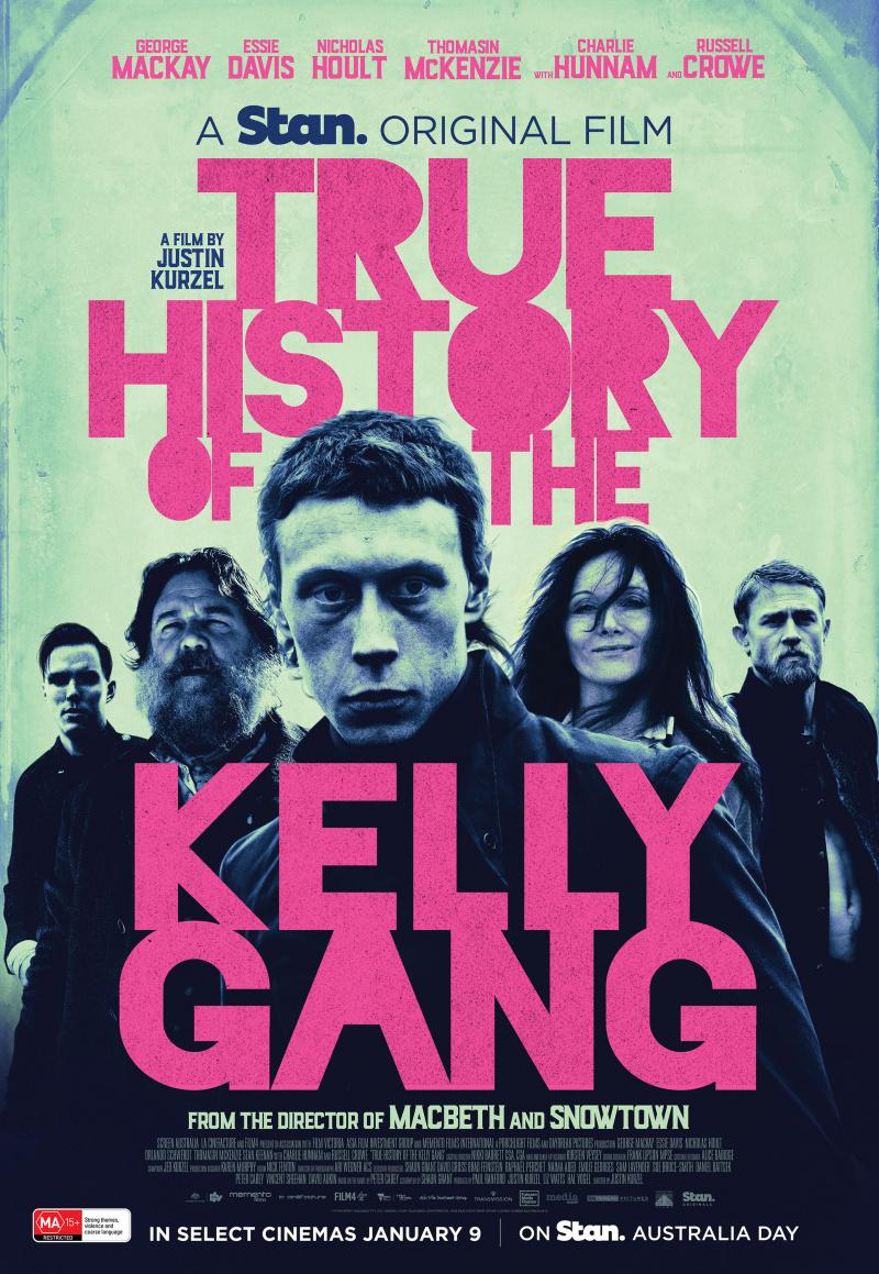 Подлинная история банды Келли. Обложка с сайта imageshost.ru