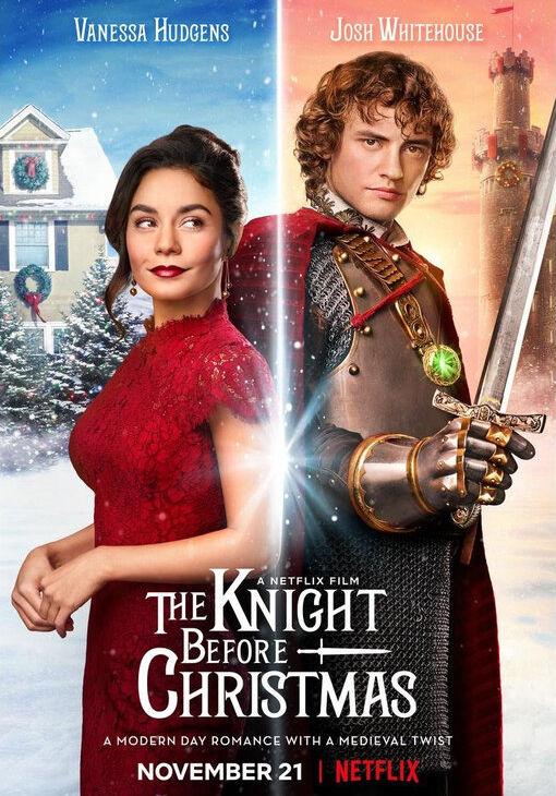Рыцарь перед Рождеством. Обложка с сайта ozon.ru
