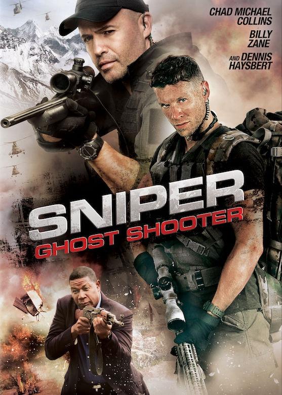Снайпер: Воин призрак. Обложка с сайта imagepost.ru