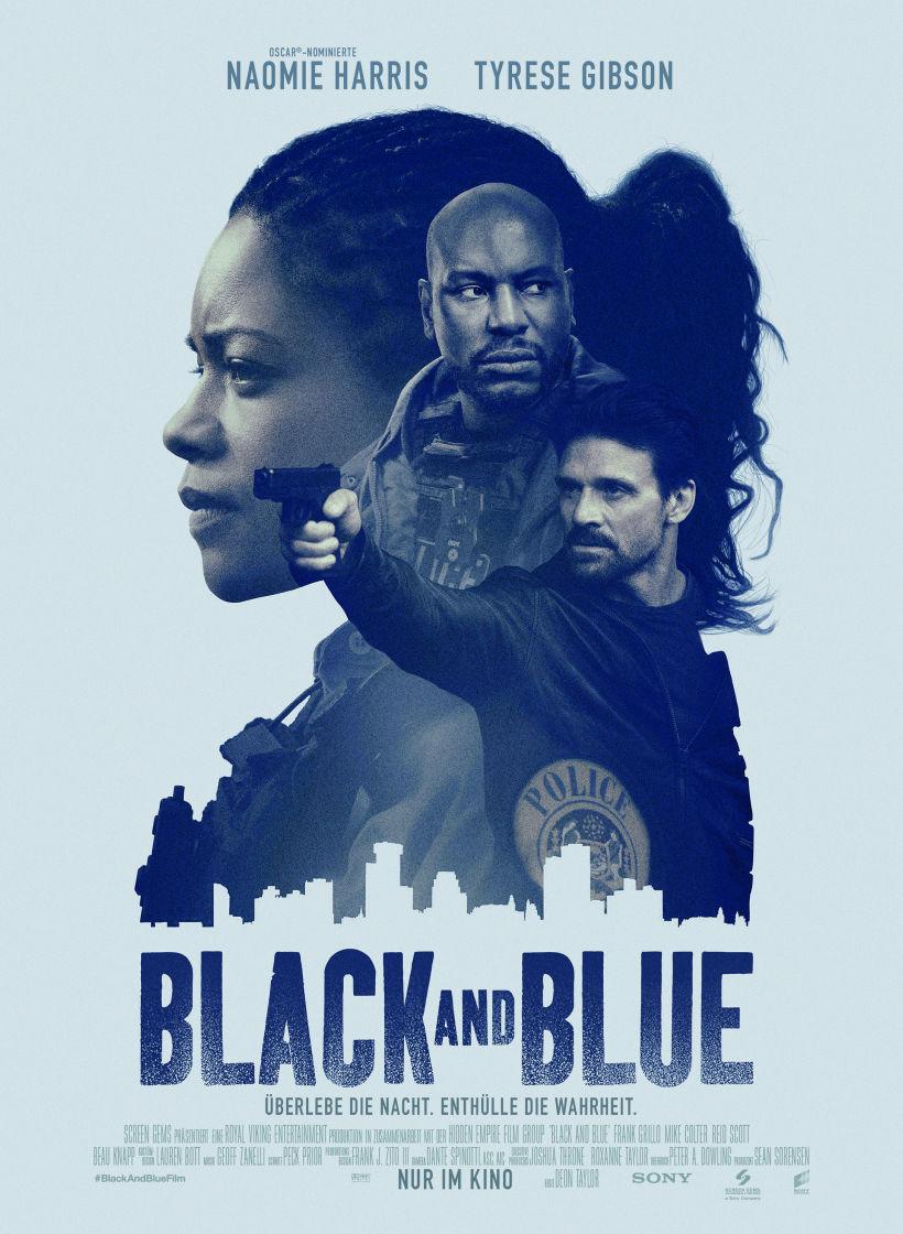 Чёрный и синий. Обложка с сайта kinopoisk.ru
