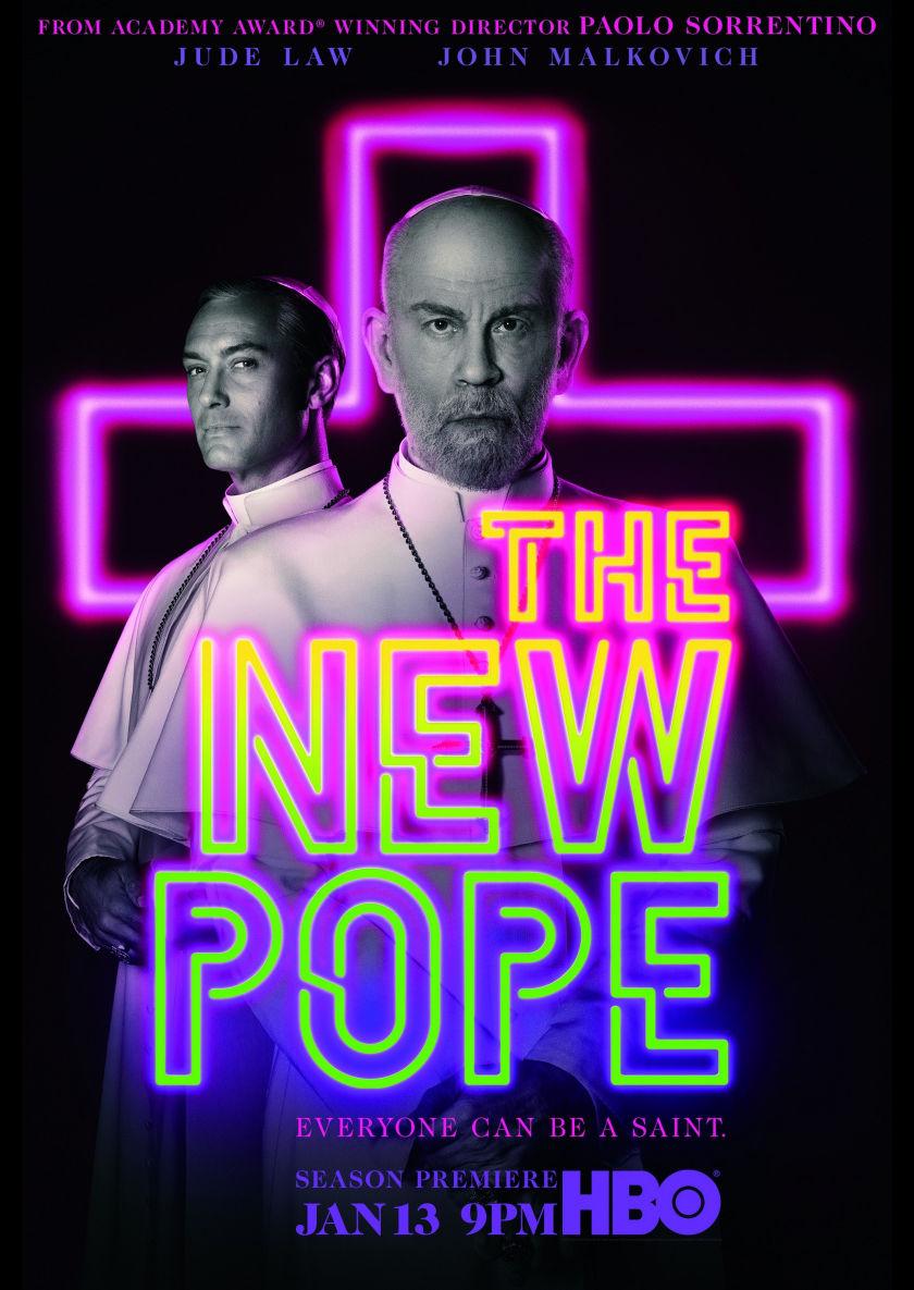 Новый Папа. Обложка с сайта bolero.ru