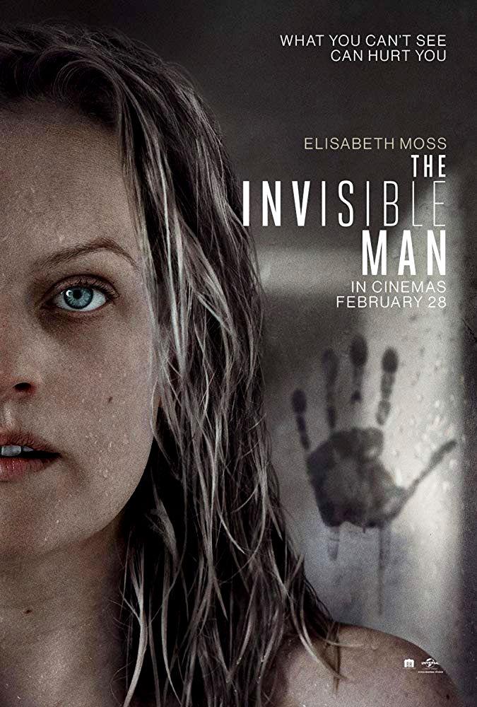 Человек-невидимка. Обложка с сайта kinopoisk.ru