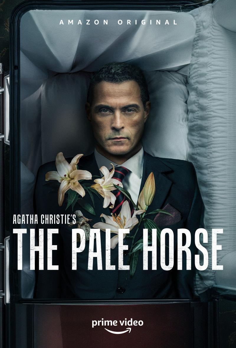 Бледный конь. Обложка с сайта radikal.ru
