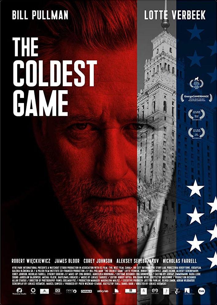 Самая холодная игра. Обложка с сайта kino-govno.com