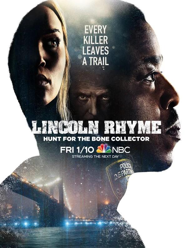 Линкольн Райм: Охота на Собирателя костей. Обложка с сайта radikal.ru
