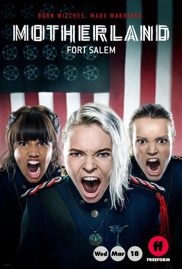 Родина: Форт Салем. Обложка с сайта kino-govno.com
