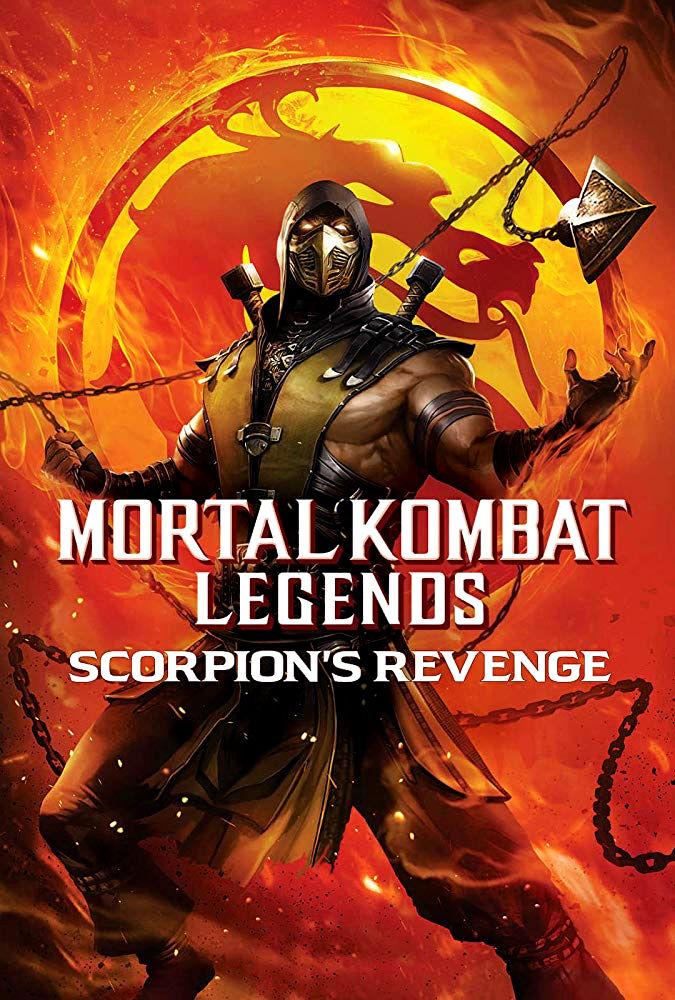 Легенды «Смертельной битвы»: Месть Скорпиона. Обложка с сайта imagepost.ru
