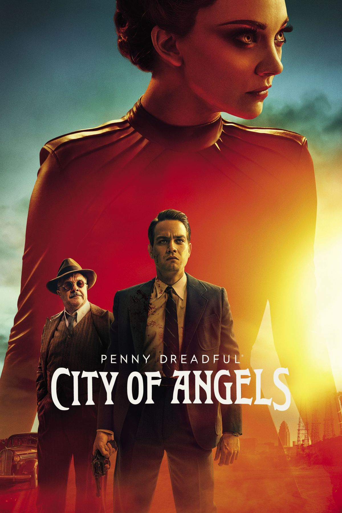 Страшные сказки: Город ангелов. Обложка с сайта kino-govno.com
