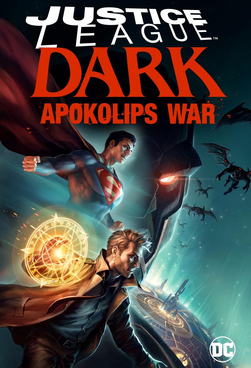 Тёмная Лига справедливости: Война Апоколипса. Обложка с сайта kino-govno.com