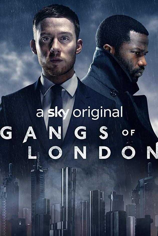 Банды Лондона. Обложка с сайта radikal.ru