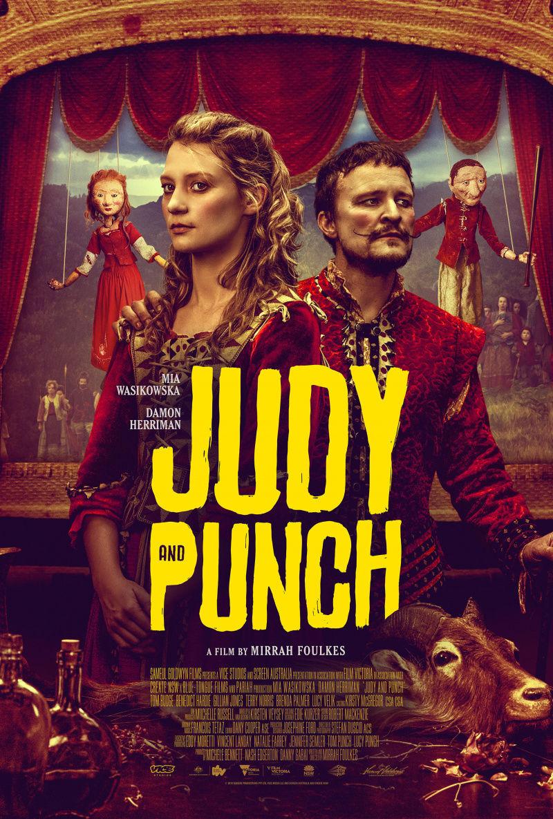Джуди и Панч. Обложка с сайта kino-govno.com