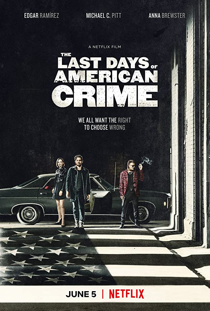 Последние дни американской преступности. Обложка с сайта imagepost.ru