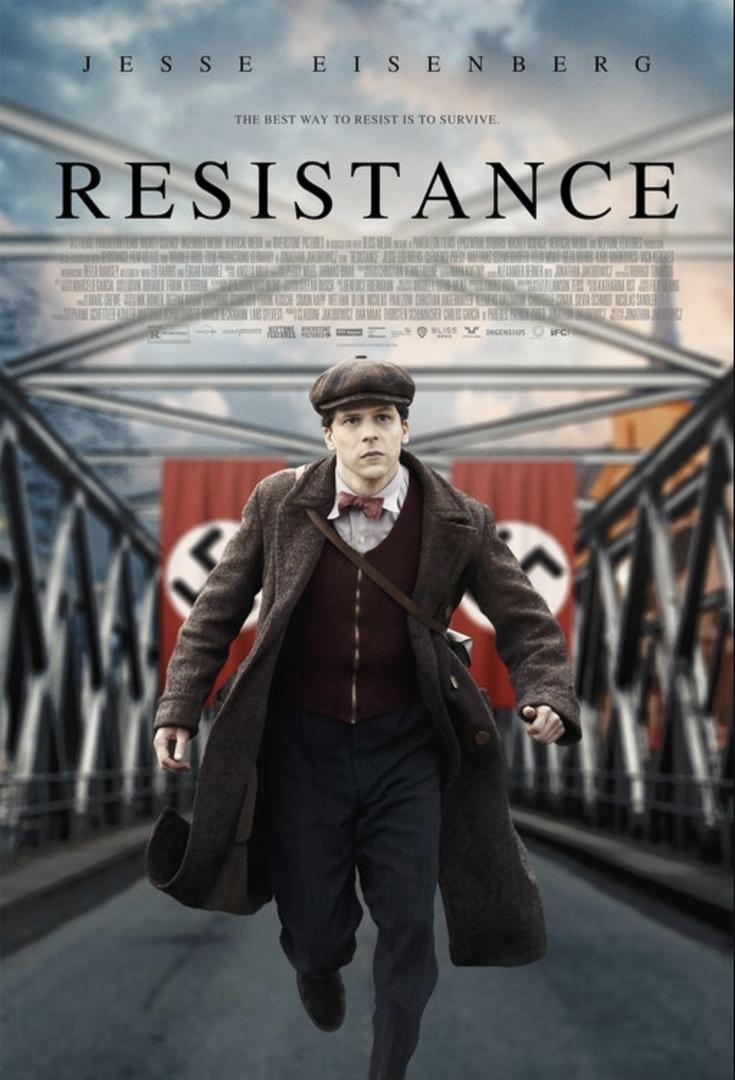 Сопротивление. Обложка с сайта bolero.ru