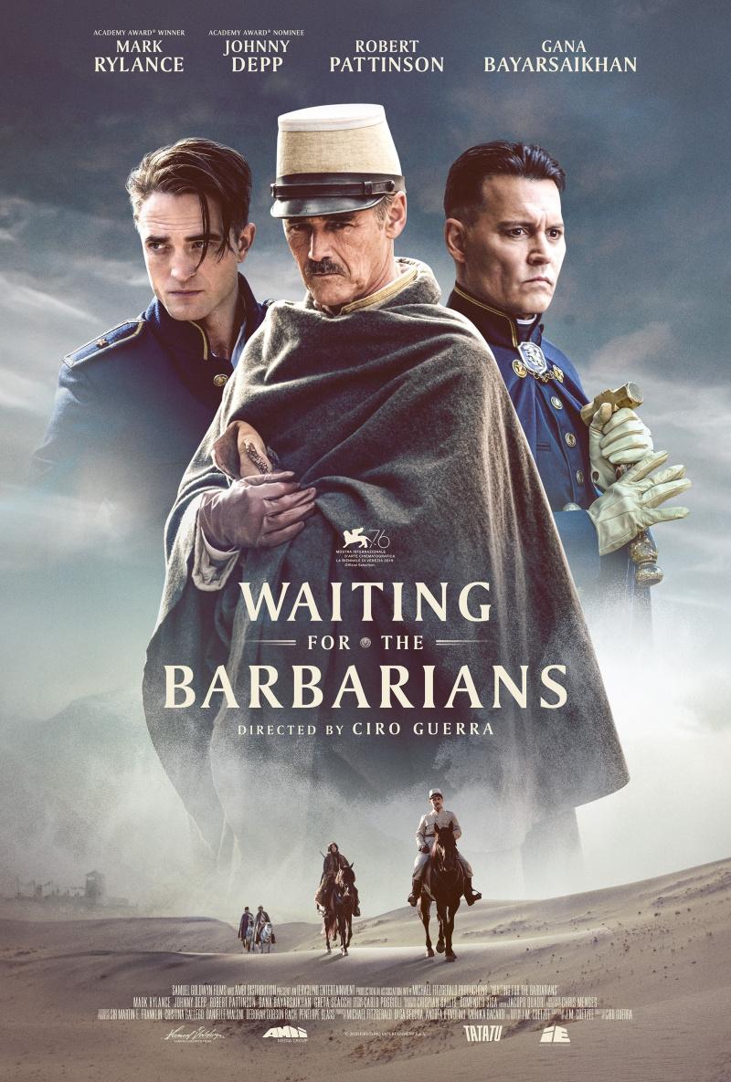 В ожидании варваров. Обложка с сайта kino-govno.com