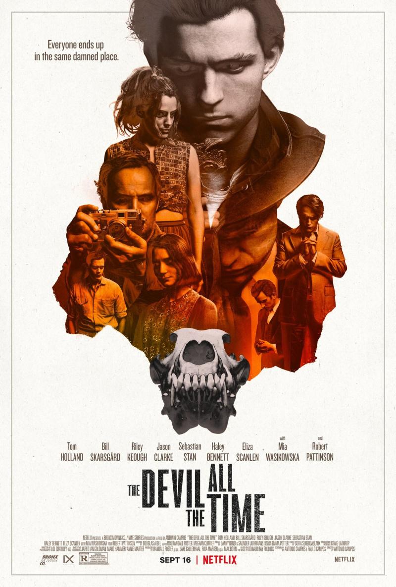 Дьявол всегда здесь. Обложка с сайта keep4u.ru