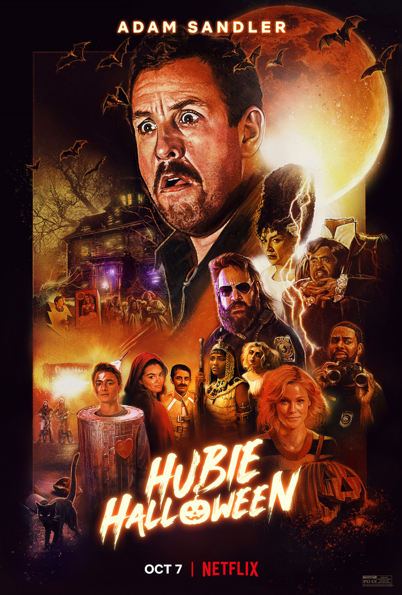 Хэллоуин Хьюби. Обложка с сайта bolero.ru