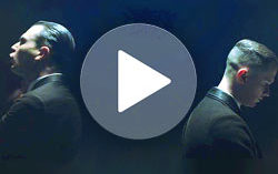 Кадр из клипа Hurts