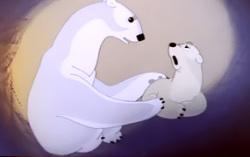 Кадр из мультфильма «Умка»