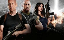 Постер фильма «G.I. Joe: Бросок кобры 2»
