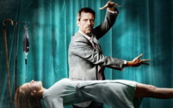 Постер к сериалу «Доктор Хаус»