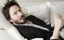 Киану Ривз. Фото с сайта biografia.com.ua