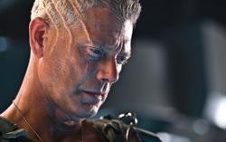 Стивен Лэнг в роли полковника Куорича. Кадр из фильма «Аватар»