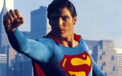 Кадр из фильма о Супермене