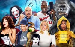 Постер к фильму «Очень страшное кино 4»