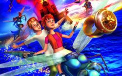 Постер мультфильма «Печать царя Соломона»