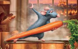 Кадр из мультфильма «Рататуй»