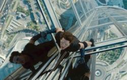 Кадр из фильма «Миссия: Невыполнима. Протокол «Фантом»