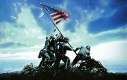 Постер фильма «Флаги наших отцов»