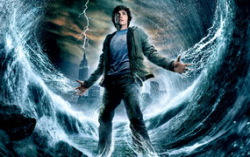 Постер фильма «Перси Джексон и похититель молний»