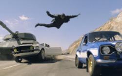 Кадр из фильма «Форсаж-6»