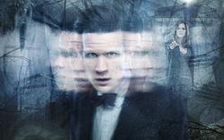 Доктор в поисках лица. Постер сериала «Доктор Кто»