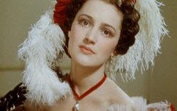 Кадр из фильма «Евгений Онегин» 1958г.