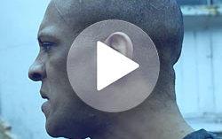 Кадр из клипа Mykki Blanco