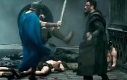 Кадр из фильма «300. Рассвет империи»