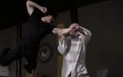 Кадр из фильма «Мастер тай-цзи»