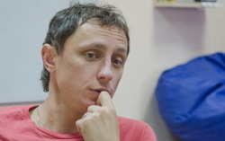 Вадим галыгин. Фото с сайта news.tut.by