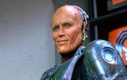 Кадр из фильма «Робот-полицейский»