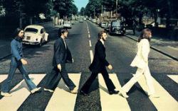 Обложка альбома Beatles – Abbey Road