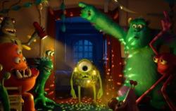 Кадр из фильма «Университет монстров»